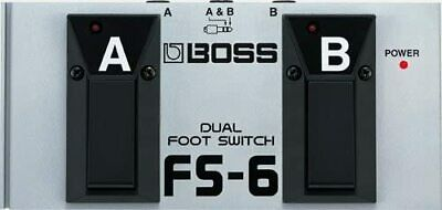 Roland FS-6 Boss Pedal DUAL Foot Switch Fender Picks DUAL FOOTSWITCH • 87.90£