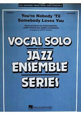 Stock Clearance -Band Charts - Vocal Solo Jazz Ensemble Series - (B18)