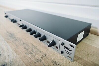 Dbx 286s Mic Preamp Processor In Excellent Condition (church Owned) • 182.08£