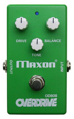 MAXON 40th ANNIVERSARY KEELEY MODIFIED OVERDRIVE OD808-40K, Brand NEW In BOX • 151.55£