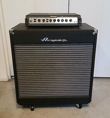 Ampeg PF-500 Portaflex 500W Bass Amp PF-115HE 1x15 Bass Speaker Cabinet PICK UP  • 361.79£