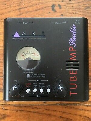 Art Tube MP Studio Microphone Pre Amplifier  (Used/tested) • 28.94£