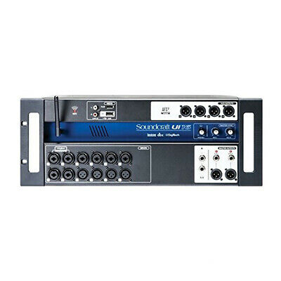 Soundcraft Ui16 16-input Remote-Controlled Digital Mixer • 263.97£