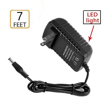 FOR ROCKMAN Ace Metal Ace & Bass Ace 12 Volts Power Supply AC DC ADAPTER • 7.18£