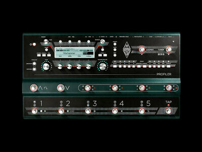 Can Be Delivered Immediately Kemper Profiler Stage List No.y380 • 2,117.45£