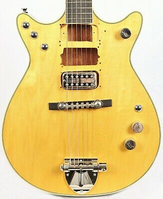 Gretsch G6131 MY Malcolm Young Jet Natural Electric Guitar W/ COA And OHSC • 1,622.32£