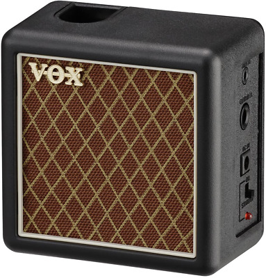 VOX AmPlug2 AP2-CAB 2W Powered Speaker Cabinet For Guitar, Bass & Music Playback • 55.10£