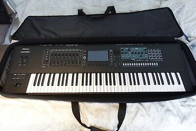 Roland FANTOM 7 Synthesizer Workstation Keyboard With Carry Case