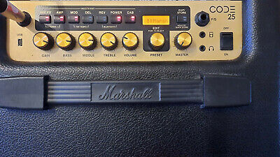Marshall CODE 25 1x10 Combo, Used in an excellent condition