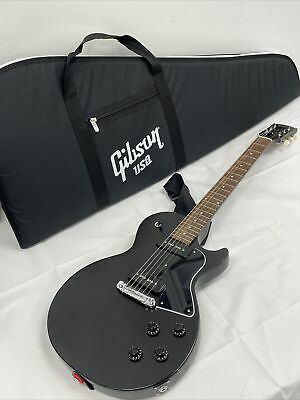 Gibson USA Les Paul Special Tribute with P-90s In Ebony Including Gig Bag 2021