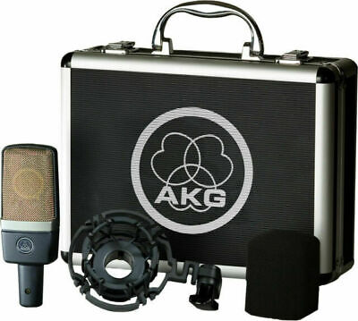 AKG C214 Wired Professional Condenser Microphone