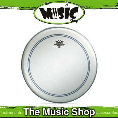 New Remo 15  Powerstroke 3 Coated Drum Skin - PS3 15 Inch Drum Head - P3-0115-BP • 23.82£