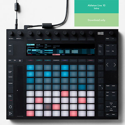 Ableton Push 2 & Live 10 Intro (Download) • 548£