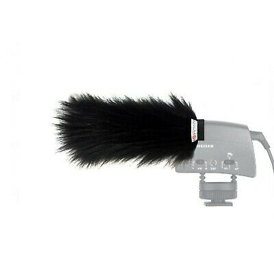 Gutmann Microphone Fur Windscreen Windshield For Sennheiser MKE 400 • 29.90£