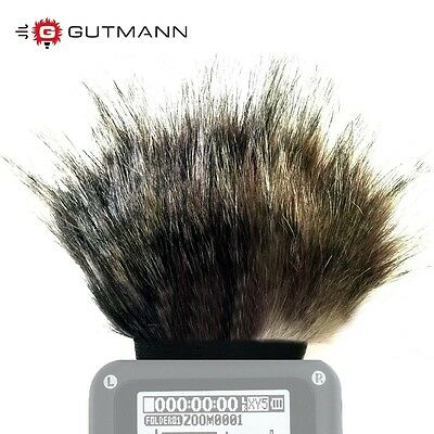 Gutmann Microphone Windscreen, Windshield For ZOOM H5 Special Model MERCURY • 23.90£