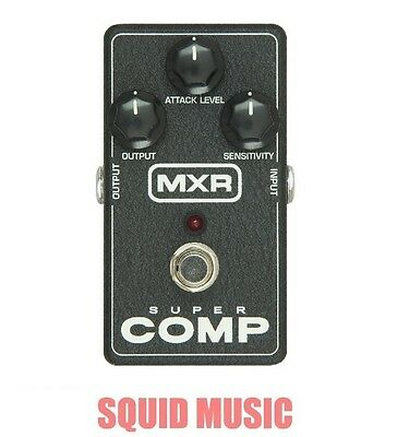 MXR Dunlop Super Comp M-132 Compressor M132 Improved Dyna Comp ( OPEN BOX ) • 55.97£