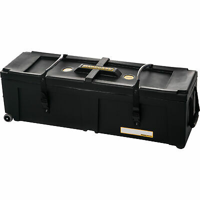 Hardcase 28x10x10in Hardware Case with Wheels