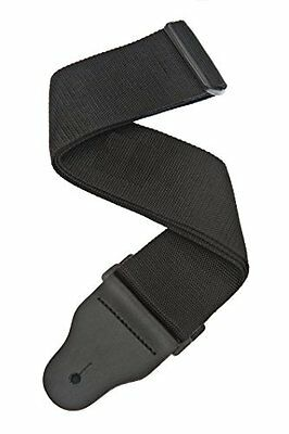Planet Waves 3 Inch Wide Bass Guitar Strap, Black • 11.69£