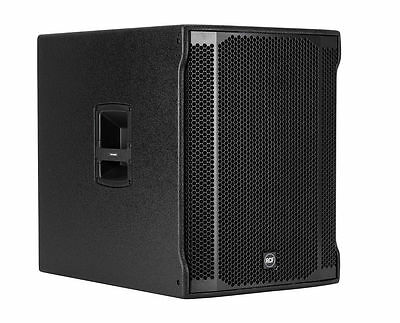 RCF SUB 8003-AS II 18-inch Woofer 2,200 Watts Active Powered Subwoofer MK2 II • 1,738.25£