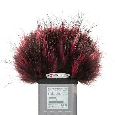 Gutmann Microphone Fur Windscreen Windshield For Tascam DR-22WL Model PHOENIX • 24.90£