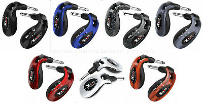 Xvive U2 Rechargeable Complete Wireless Guitar System - Choice Of 7 Colours • 115£