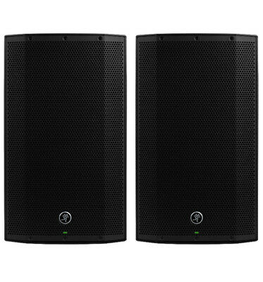 2x Mackie Thump 15A Pair - NEW Version 15  Active PA Speaker 2600W DJ Live Band • 549£