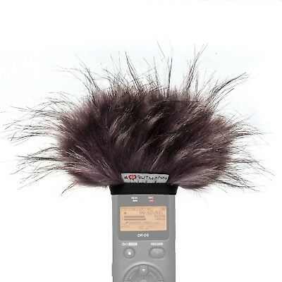 Gutmann Microphone Fur Windscreen Windshield For Tascam DR-22WL Model NEPTUNE • 24.90£