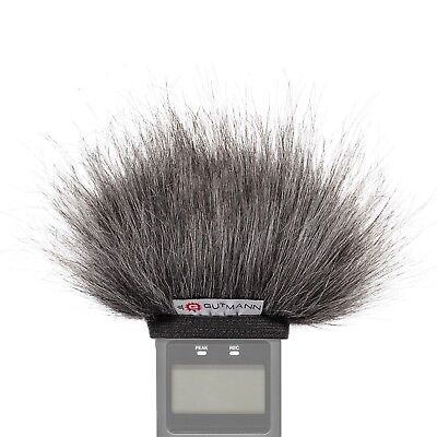 Gutmann Microphone Windscreen Windshield For Tascam DR-22WL Premium Grey • 27.90£