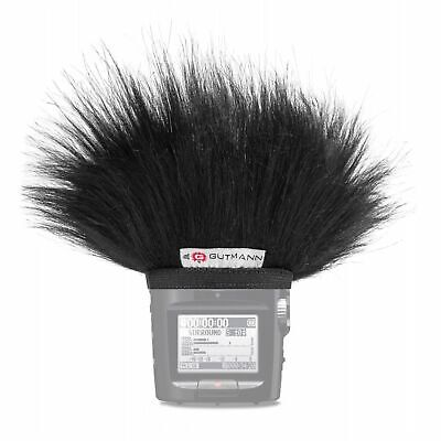 Gutmann Microphone Fur Windscreen Windshield For Zoom H2n • 29.90£
