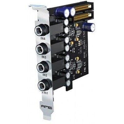 New RME Audio AO4S-192-AIO / 4-Channel, Analog Output Expansion Board • 284.69£