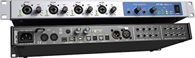 RME AR MOIE Fireface 802 30 In / 30 Out 192 KHz Support USB & FireWire Audio Int • 2,645.46£