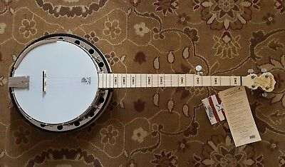 Deering Goodtime Special 5 String Banjo With Patented Tone Ring And Pro Setup! • 745.90£