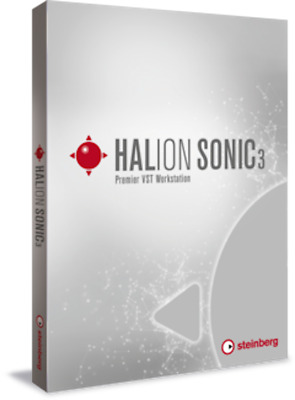New Steinberg HALion Sonic 3 Retail Sound Production Instrument EDelivery • 191.05£