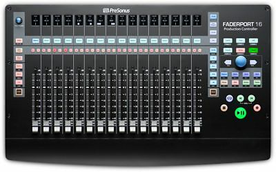 New PreSonus FaderPort 16 USB Automation Controller W/100 Mm Faders - Work Smart • 815.92£