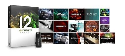 Native Instruments Komplete 12 Select • 139£