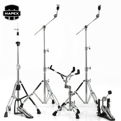 NEW Mapex HP6005 Mars 600 Series Hardware Pack With P600 Single Pedal, Chrome • 245.29£