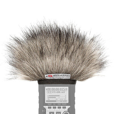 Gutmann Microphone Fur Windscreen Windshield For Zoom H2n Model LYNX • 24.90£