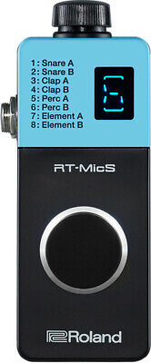 New Roland RT-MICS Hybrid Drum Module And Trigger • 217.74£