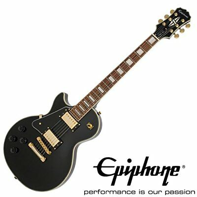 Introductory Set Epiphone Les Paul Custom PRO Left-Hand EB Electric Guitar Marsh • 934.68£