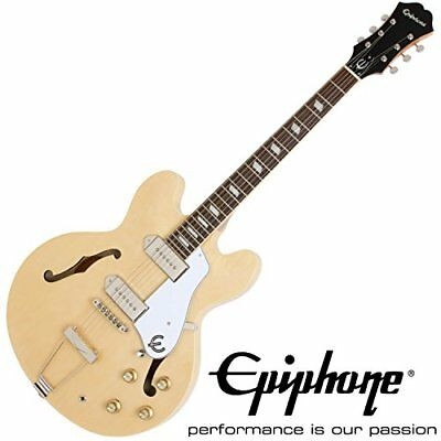 Entry Set Epiphone Casino NA Electric Guitar Marshall With Amplifier 11 Point Se • 883.34£