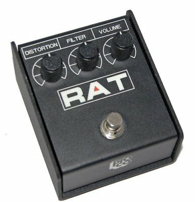 ProCo Rat 2 Distortion / Fuzz / Overdrive Pedal - FREE EXPEDITED SHIPPING • 54£