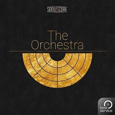 New Best Service SonuScore The Orchestra All-in-one 80 Player Orchestral Library • 316.82£
