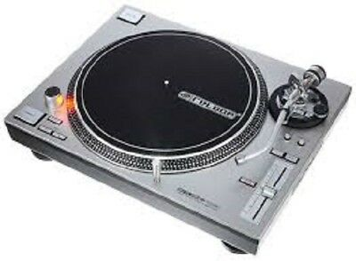 RELOOP RP7000 MK2 Silver Turntable Plate Professional Dj Club Pub NEW • 441.30£