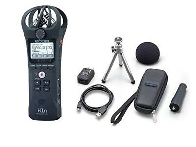 ZOOM H1n + APH-1n Linear PCM Portable Digital Handy Recorder + Accessory Package • 115.09£