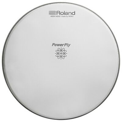 Roland The Power Of PowerPly Mesh Heads MH 2 Series 22 Inch MH2-22BD Japan EMS • 200.86£