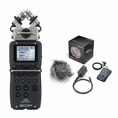 Zoom H5 Handy Portable Recorder With APH5 Accessories Kit • 239.01£