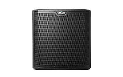 Alto TS315S 15  Subwoofer 2000W Active Powered DJ Mobile Disco Live PA • 429£