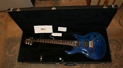 1997 Paul Reed Smith CE 24 In Whale Blue - With Original Case PRS CE24 • 1,105.34£