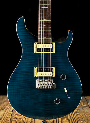 PRS 2018 SE Custom 22 - Whale Blue - Free Shipping • 583.76£