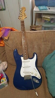 Fender Squier - Stratocaster - Affinity series